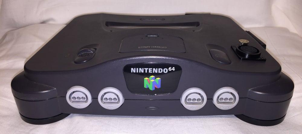 Image of Nintendo 64 ProTemp E-Nail (N64)