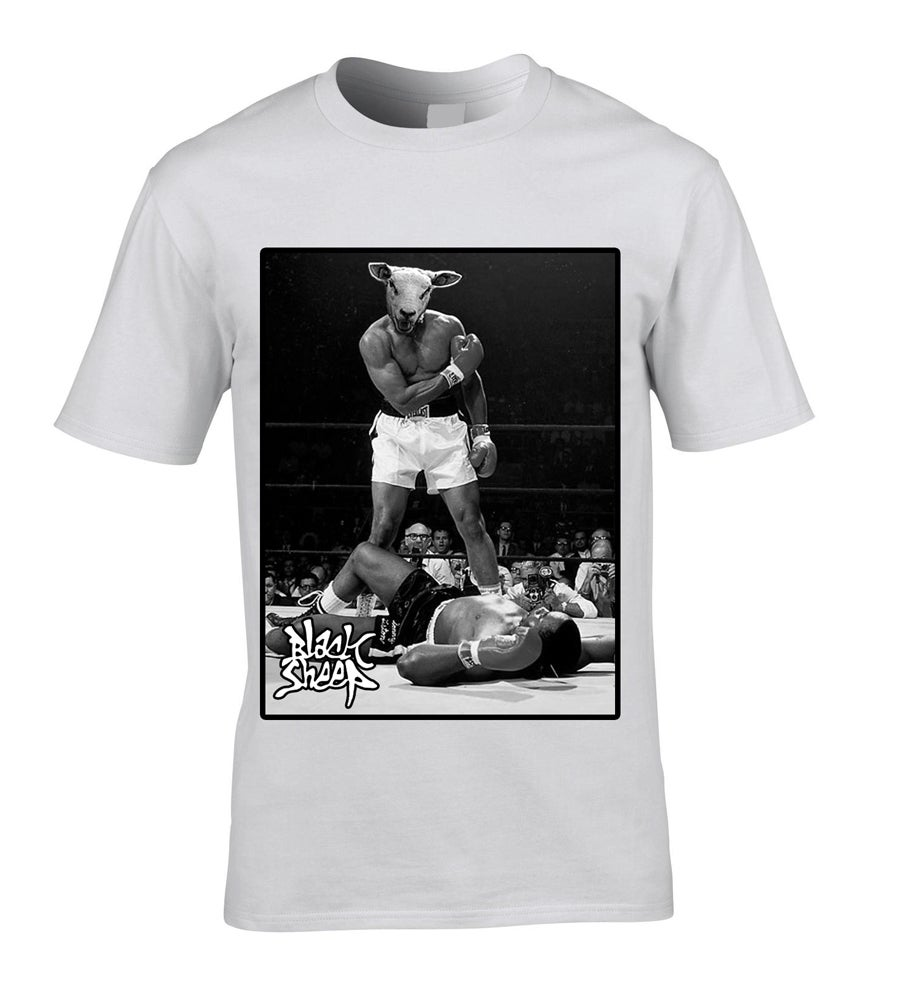 Image of ALI x BLACK SHEEP T-SHIRT