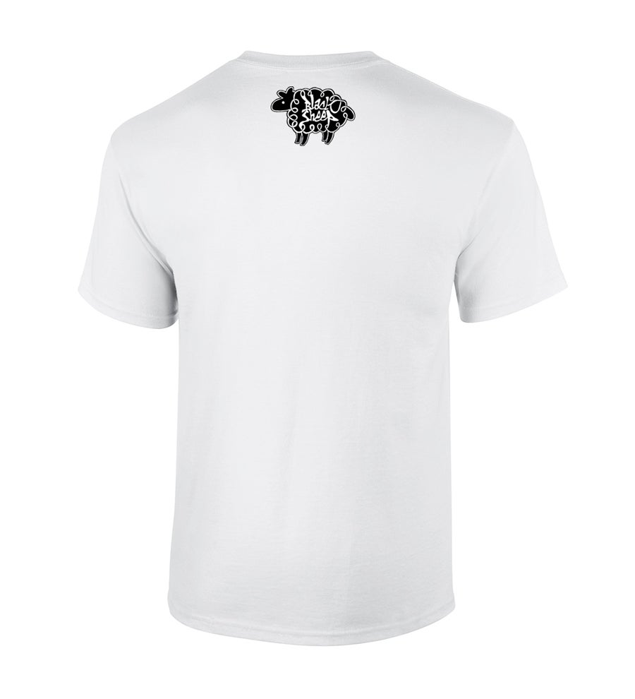 Image of ARNIE x BLACK SHEEP T-SHIRT