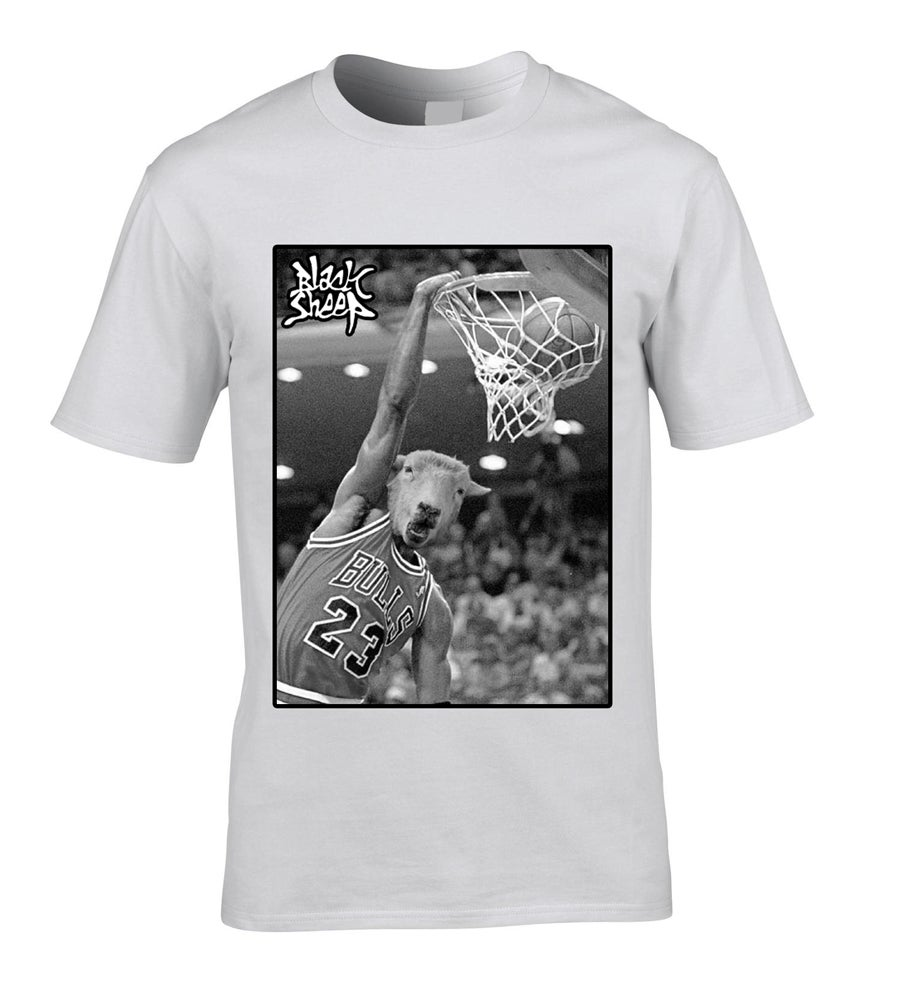 Image of JORDAN x BLACK SHEEP T-SHIRT