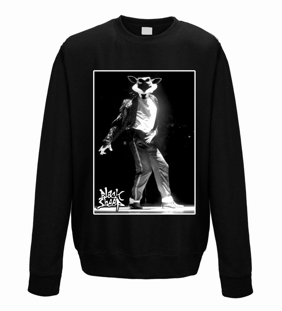 Image of MJ x BLACK SHEEP SWEATSHIRT