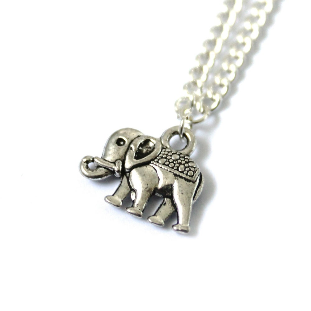 Image of DELICATE ELEPHANT JEWELLERY