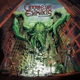 Image of Toxic Waste Blues - Album CD