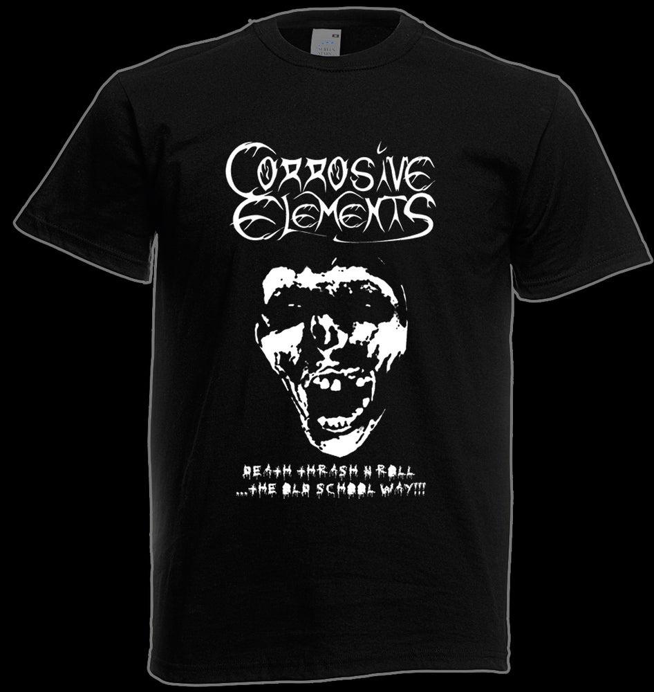 "Image of T-shirt ""Old Skull"""