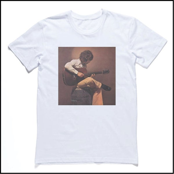 "Image of G.WAYNE THOMAS ""12 STRING"" TEE"