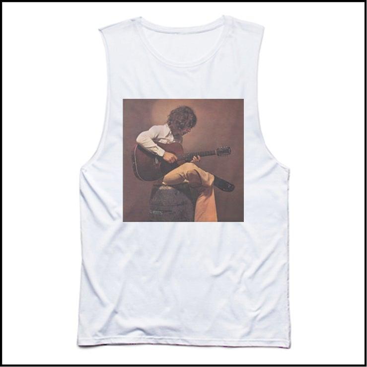 "Image of G.WAYNE THOMAS ""12 STRING"" T BACK"