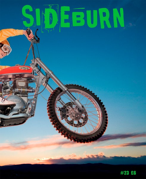 Image of Sideburn 23