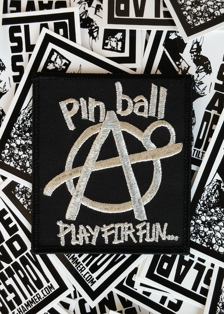 Image of Limited Edition Play For Fun Patch