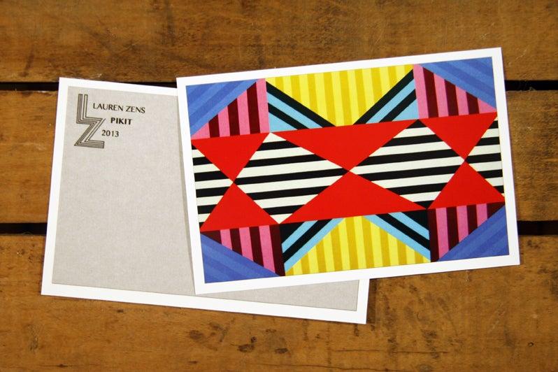 """Image of """"Pikit"""" Postcard"""
