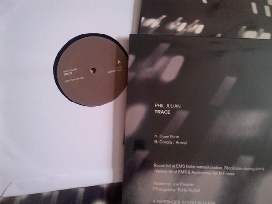 Image of PHIL JULIAN - Trace. LP.