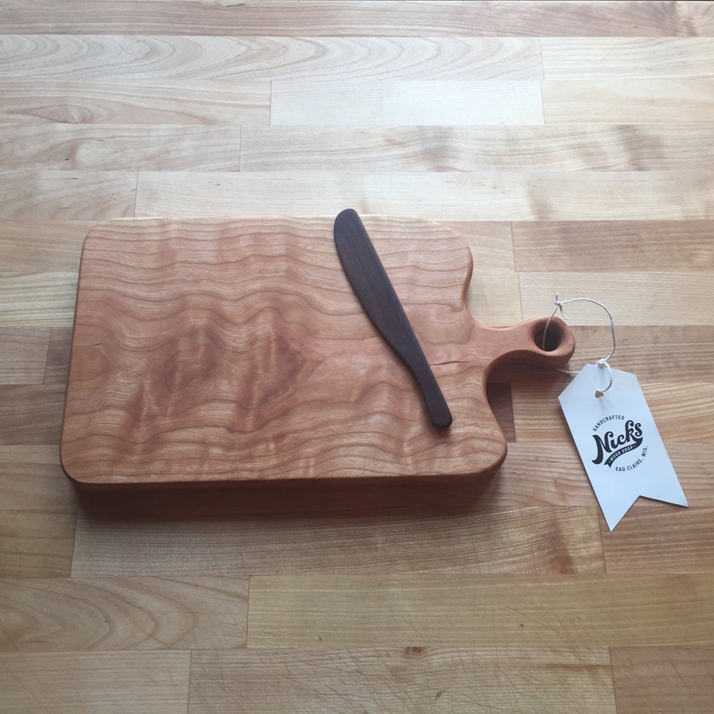 Image of Cherry cheese board #2