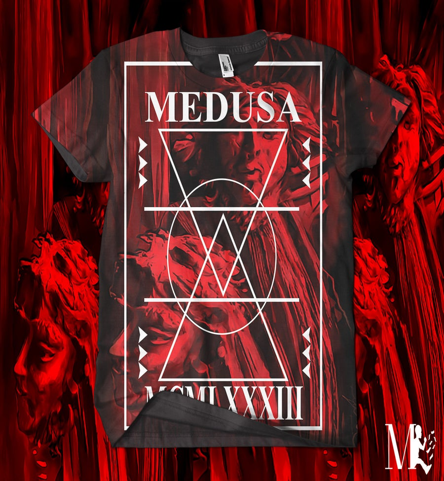 Image of Medusa T Shirt