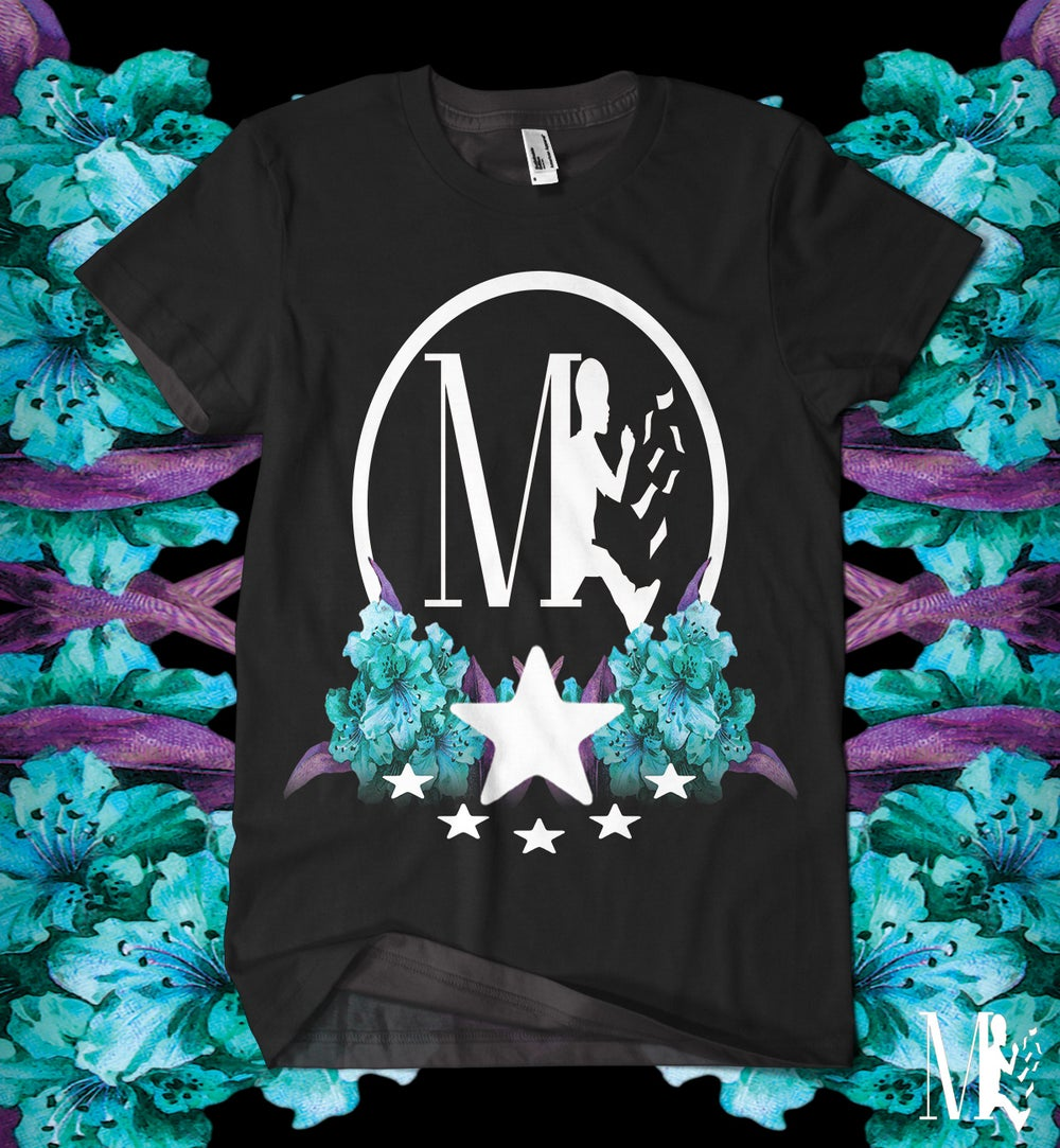 Image of Classic Floral logo T Shirt
