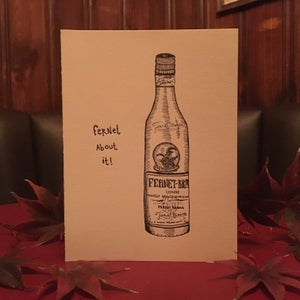 Image of Fernet About It