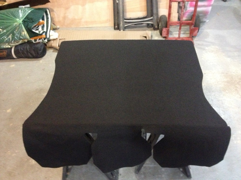 Image of Volkswagen MK3 Golf & GTI Replacement Trunk Liner