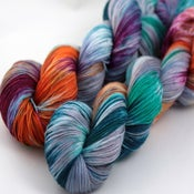 Image of Carnival - Superwash Merino/Nylon Sock Yarn