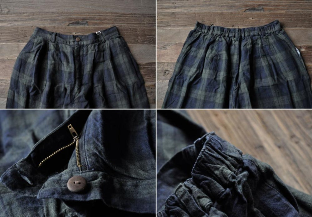 Lastest Preowned Women39s JCrew PlaidRedGreen Pants 19 Liked On