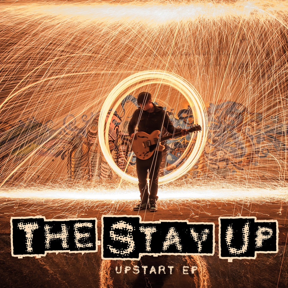 """Image of The Stay Up """"Upstart"""" 7-Inch Vinyl"""