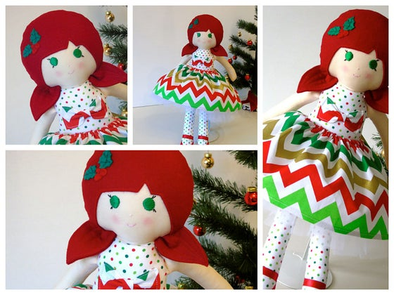 Image of Christmas Dolly No.4 (PEACE)