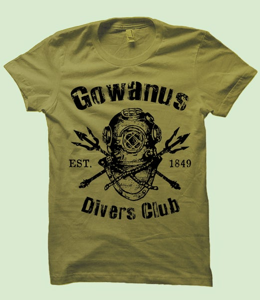 Image of Gowanus Divers Club