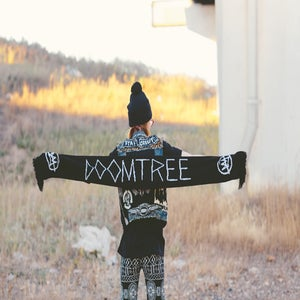 "Image of Doomtree ""No Kings"" Scarf"