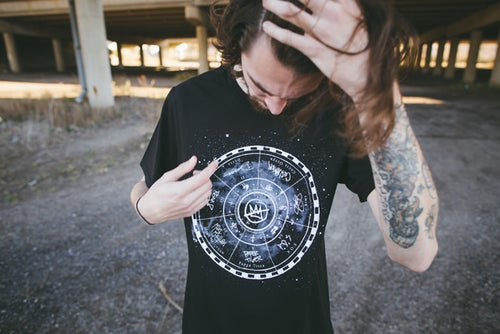 "Image of Doomtree ""Star Map"" Shirt"