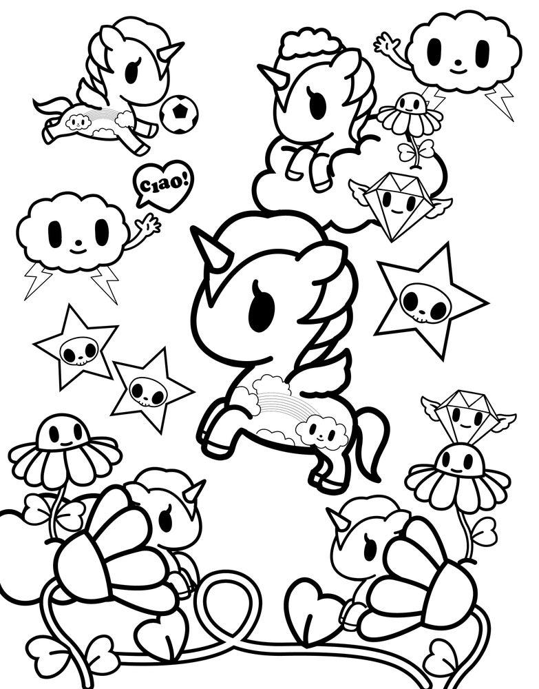 Image of Tokidoki Special Edition
