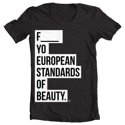 Image of Standards Tee (Black/White)