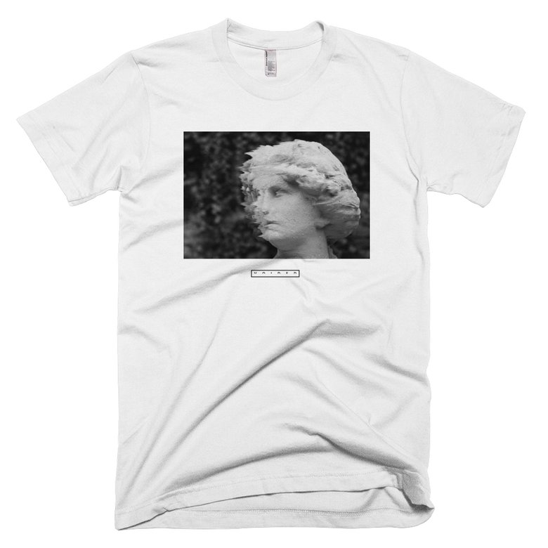 Image of marble t-shirt
