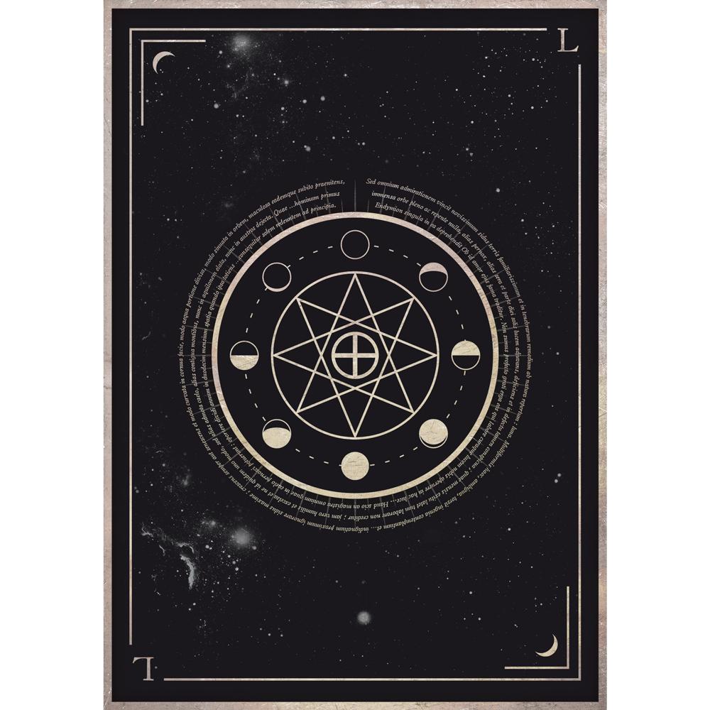Image of Lūnātĭo (poster) COMING SOON