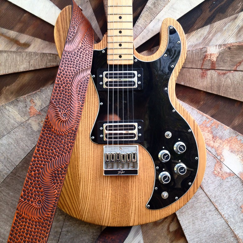 Image of Custom Guitar Straps