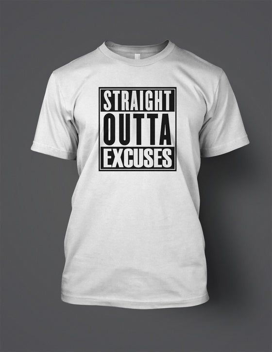 Image of Straight Outta Excuses