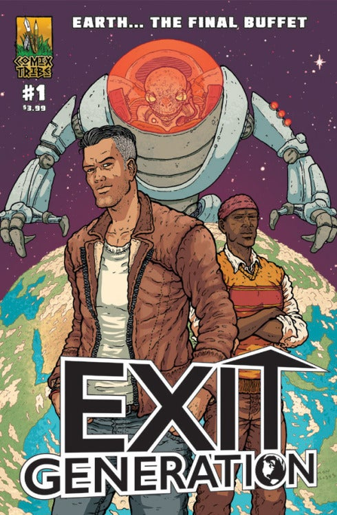 Image of Exit Generation #1