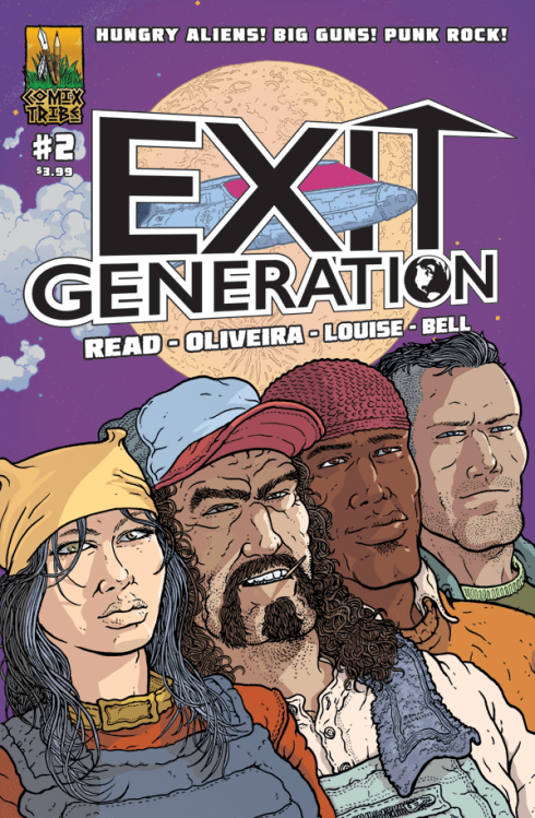 Image of Exit Generation #2