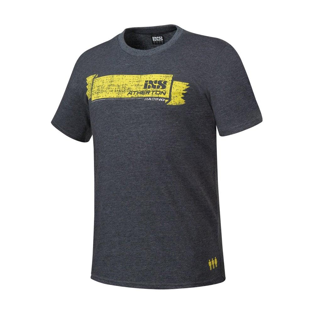 Image of NEW - IXS/Atherton, Race Flag T-Shirt