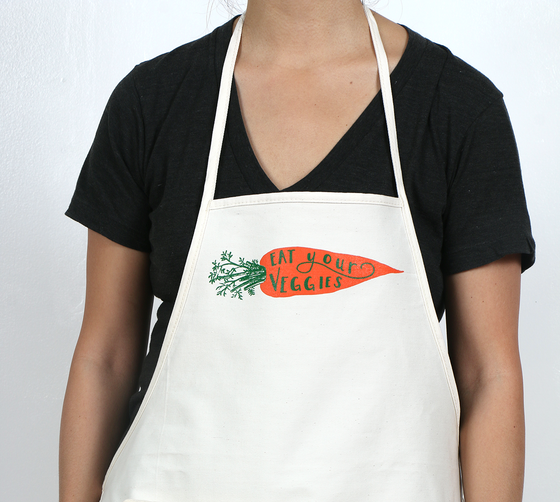 Image of Eat Your Veggies Apron
