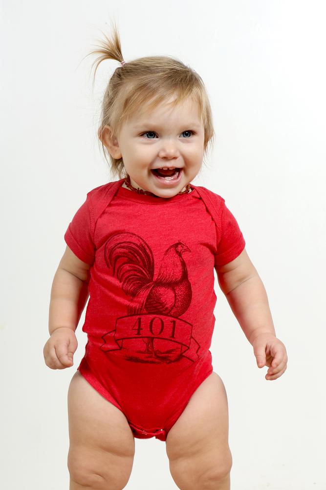 Image of 401 Baby Onesie