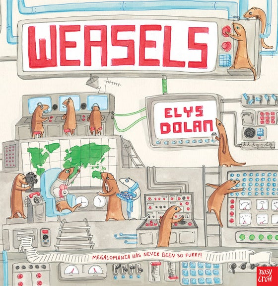 Image of Weasels - signed edition