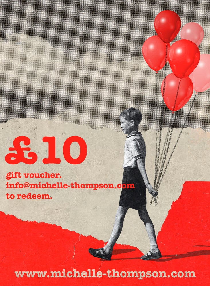Image of GIFT VOUCHERS.