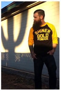 Image of SHINER GOLD-EN BASEBALL TEE
