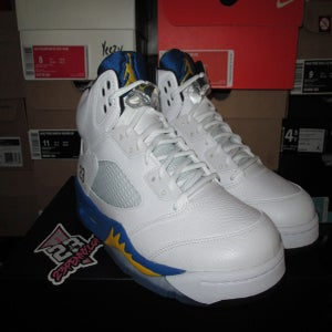 "Image of Air Jordan V (5) Retro ""Laney High"" 2013"