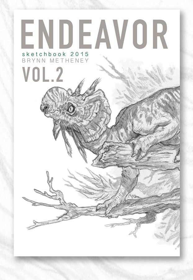 Image of Endeavor Vol. 2