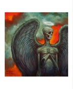 "Image of Angel- 8x10"" Open Edition Print"