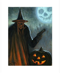 "Image of The Criminal Witch- 8x10"" Open Edition Print"