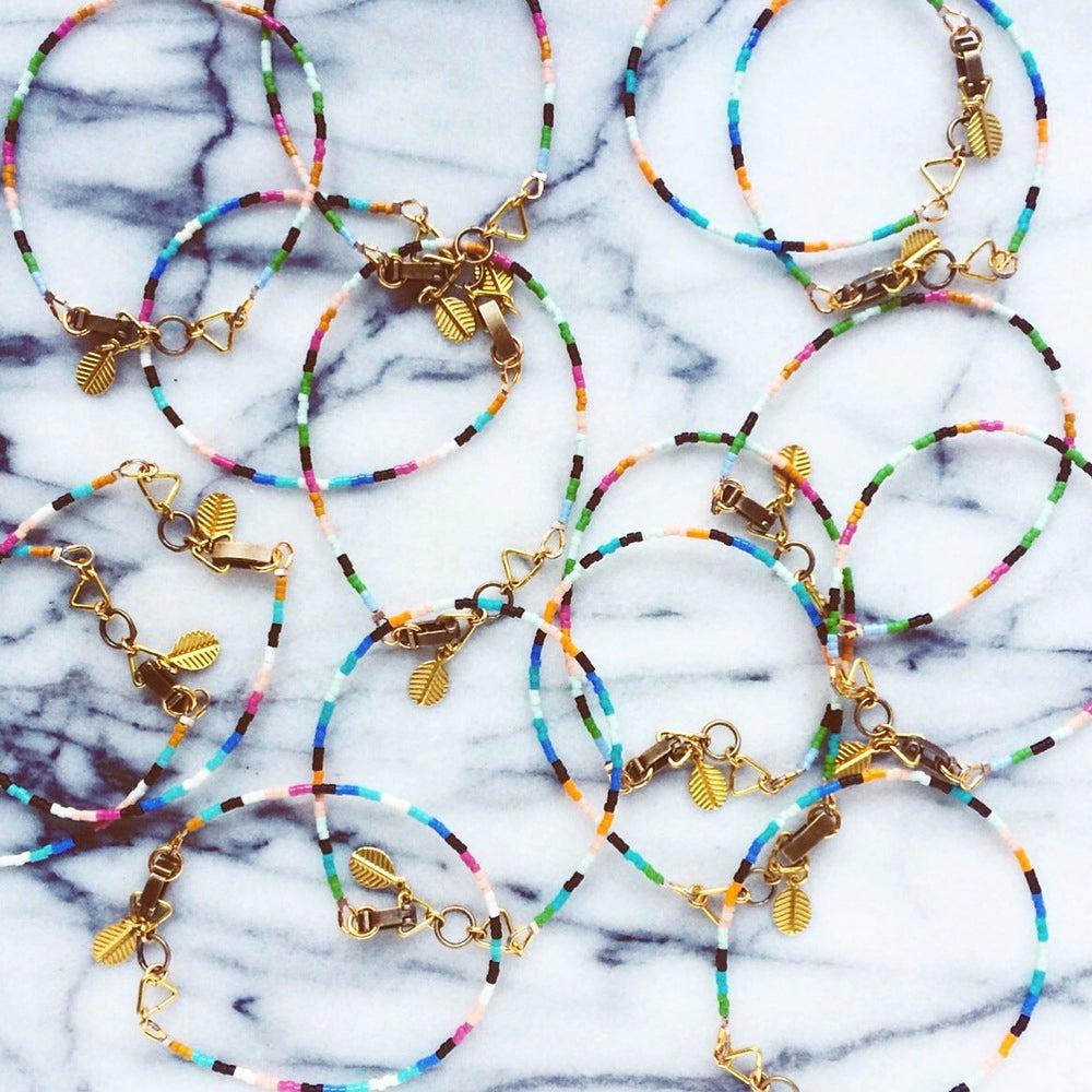Image of Serpent Bracelet - Fall/Winter Colors