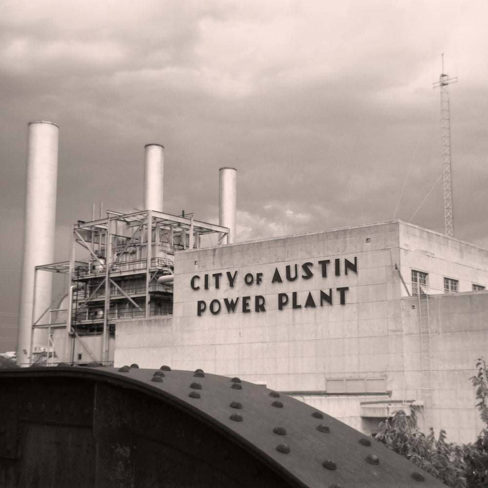 Image of City of Austin Power Plant