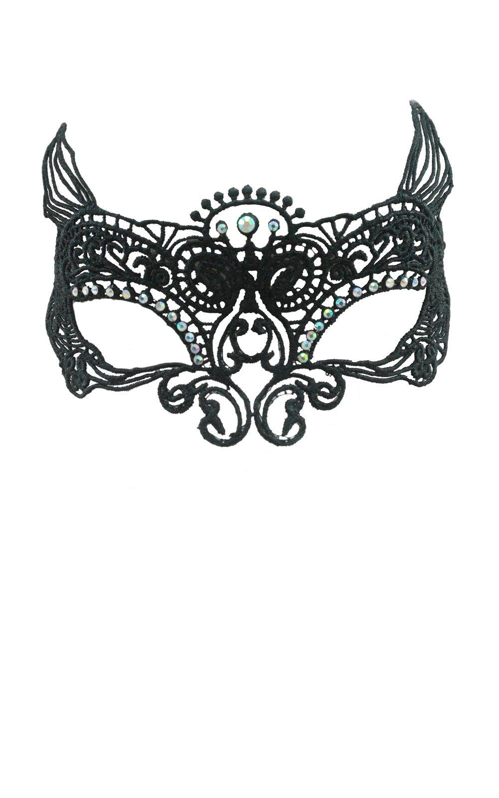Image of Feline Masquerade Mask