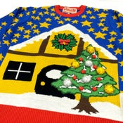 Image of Starlight Xmas - Light Up Christmas Jumper - Unisex