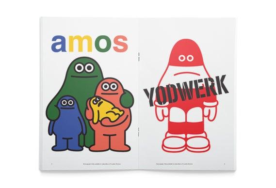 Image of Amos Monograph