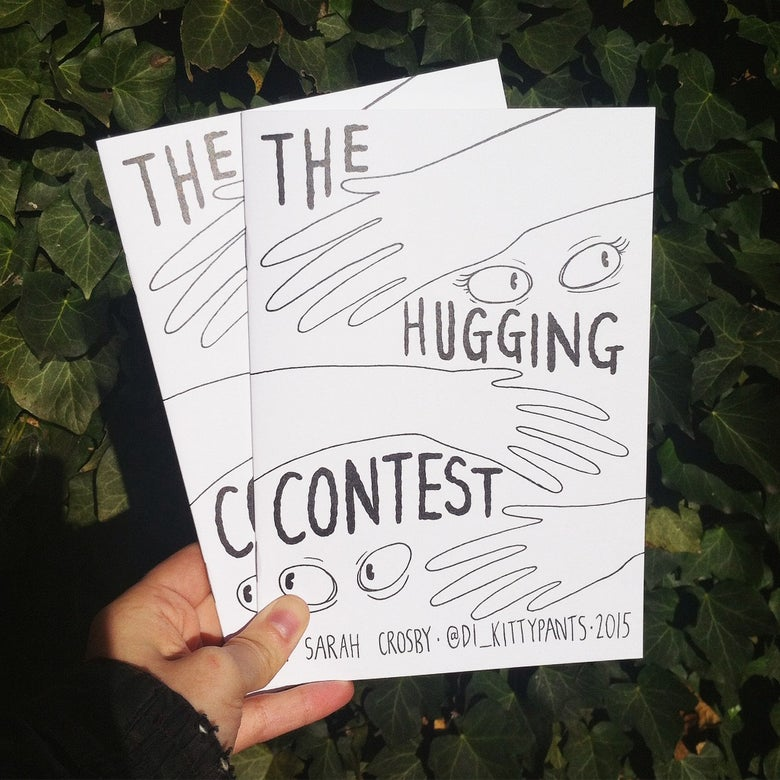 Image of The Hugging Contest Comic
